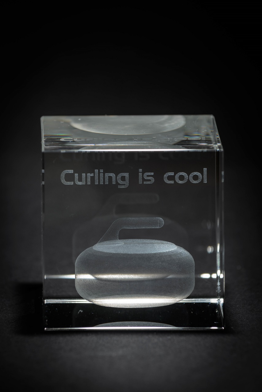 Curling is cool